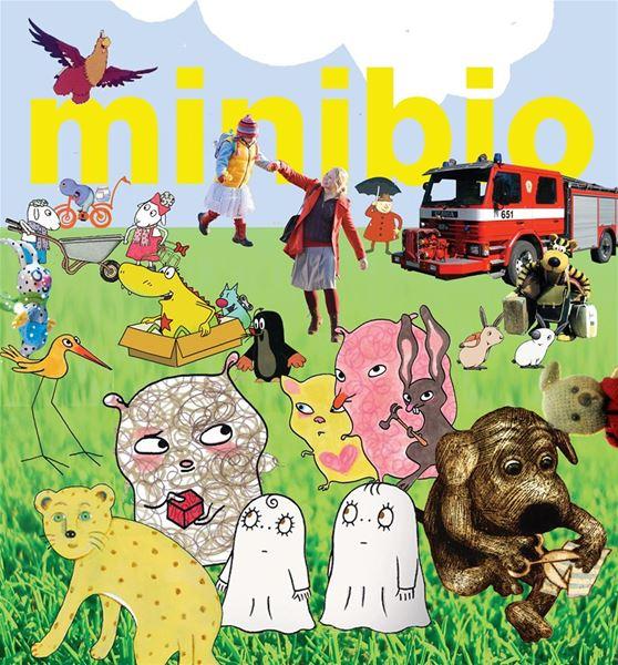 Mini-bio på Alvesta bibliotek