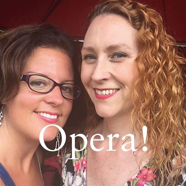 INSTÄLLT! - Opera med Erika Sax