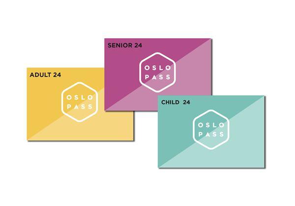 Oslo Pass 72t - digital billett