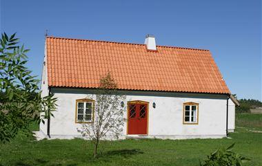 SGR2825 Gotland Farmer cottage Ardre