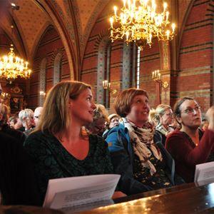 Allsång - HELA kyrkan sjunger