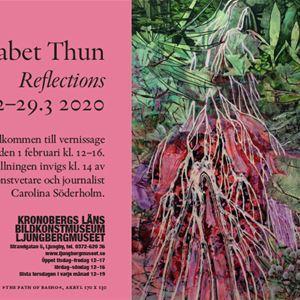 Vernissage: Elizabet Thun – Reflections