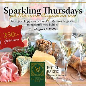 Sparkling Thursday