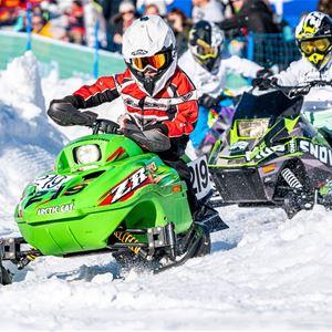 Skotercross SM och Sverigecup