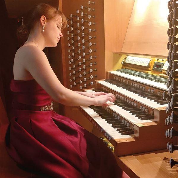 "Orgelkonsert, ""Färgsprakande orgelprakt II"""