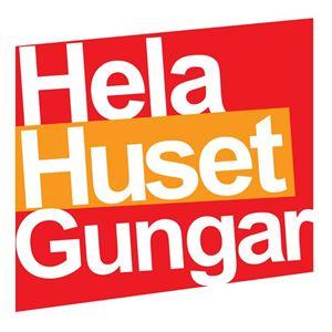 Hela Huset Gungar - Galaxen