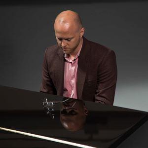 Pianokonsert med Norvald Dahl
