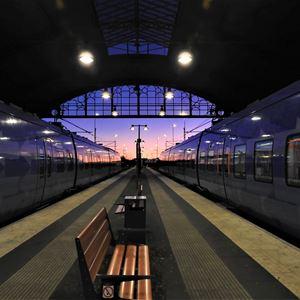 Lars Andersson, Trelleborg Centralstation