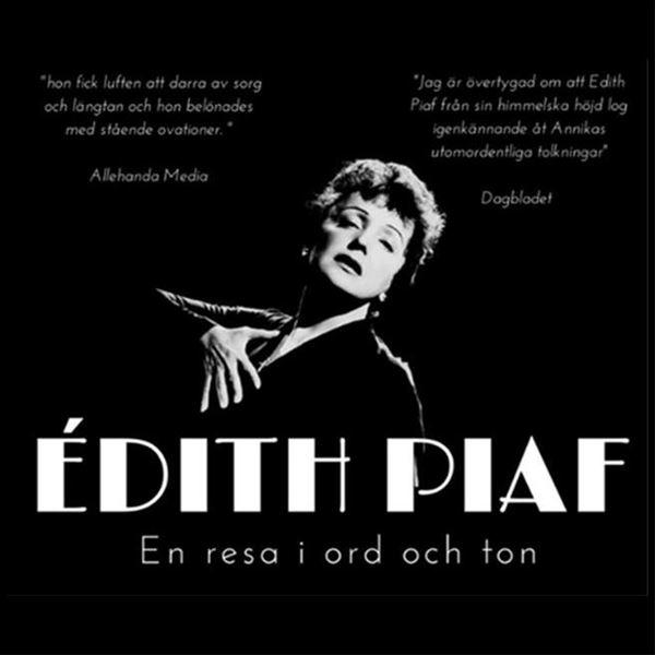 Édith Piaf - en resa i ord och ton