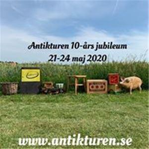 © Antikturen, Antikturen 10 år i Nordvästra Skåne