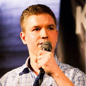 Stand Up med Tobias Erehed