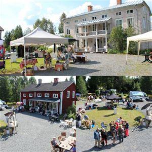 Sommarmarknad Svabensverks Herrgård