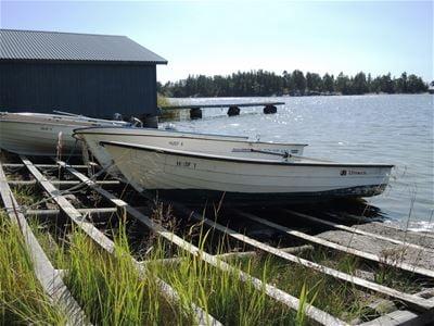 Fiskepaket på Husfjärdens Stugor