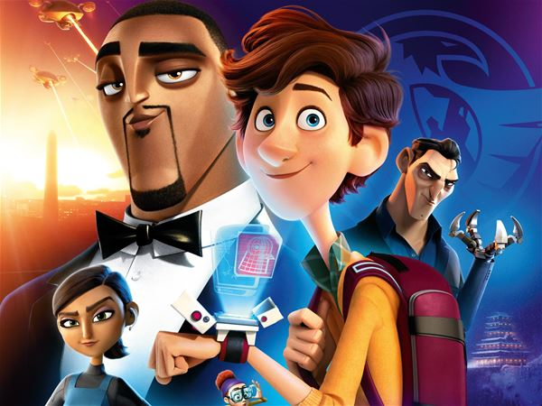Biomatiné - Spies in disguise (Sv.tal)