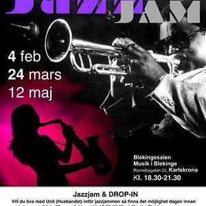 Jazzjam i Karlskrona