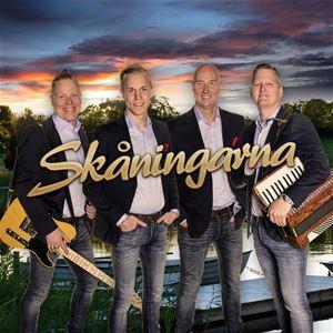 © Copy: Folkets hus Östersund, Dance at Folketshus Östersund with the baqnd Skåningarna