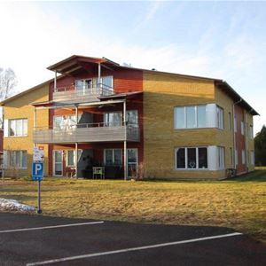 Vasaloppet. Private flat M175, Lövholmsgatan, Mora