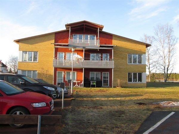 Vasaloppet. Lägenhet M175, Lövholmsgatan, Mora