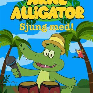 Sportlovsbio: Arne Alligator