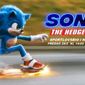 Mölnbo Bio: Sonic The Hedgehog