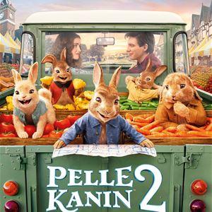 Påsklovsbio: Pelle Kanin 2 – På rymmen