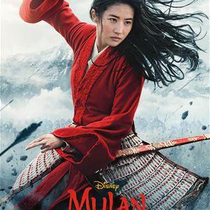 Påsklovsbio: Mulan