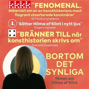 Mölnbo Bio: Bortom det synliga filmen om Hilma af Klint