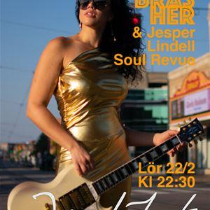 © Copy: Jazzköket, Jazzköket live - Liz Brasher & Jesper Lindell Soul Revue