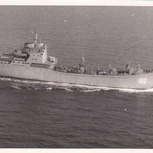 Bild på ett fartyg