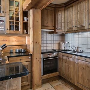8 rooms 12 people ski-in ski-out / BALCONS DE PRALONG B2 AND B4 (Mountain of charm) / Tranquility Booking