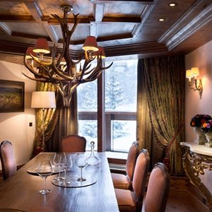 4 rooms 8 people ski in ski out / DOMAINE DU JARDIN ALPIN 10B