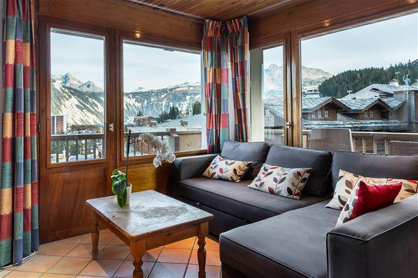 3 pièces 4 personnes skis aux pieds / FORÊT DU PRAZ 417 (Montagne)