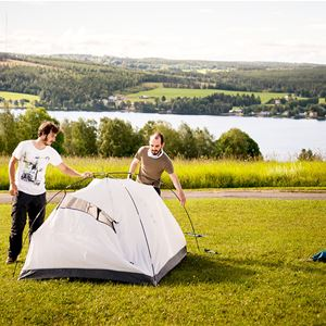 Foto: First Camp Frösön - Östersund,  © Copy: First Camp Frösön - Östersund, Camping