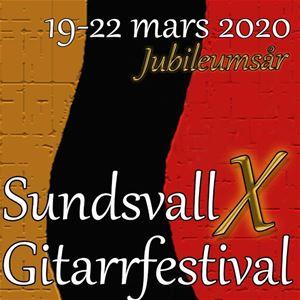 gitarrfestivalen, logo