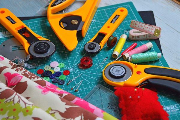 Utställning - textil
