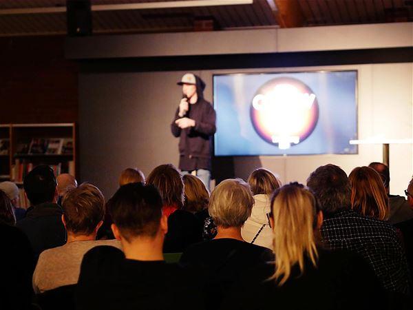 Bild på Trelleborg Comedy Club