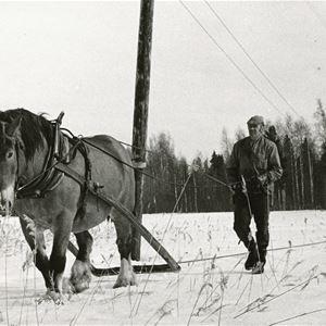 Nostalgikväll med bilder och berättelser från Kraften Bergvik och Sulfitfabriken Vannsätter på Bergviks Industrimuseum