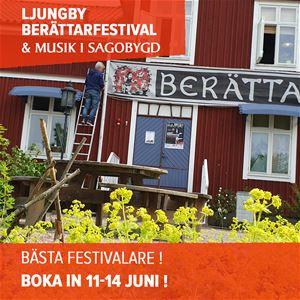 Ljungby Geschichtenerzähler Festival 2020