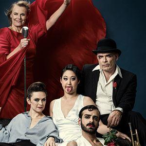 Love Songs - Arja Saijonmaa med aktörer och musiker