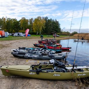 Fishing competition - Liska Kayak Open