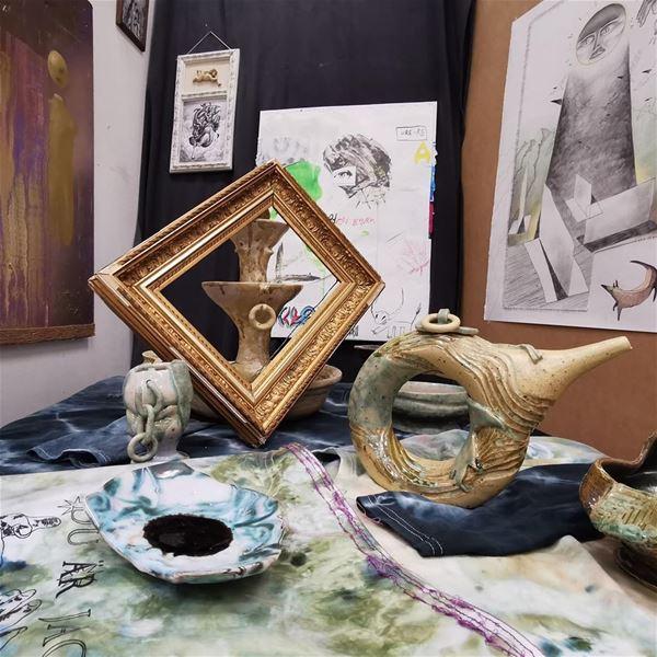 Artist talk: Konstskolan Obs! Inställt!