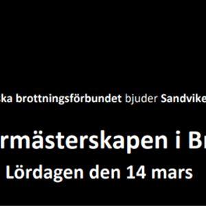 Junior-SM Brottning