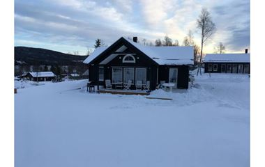 Järpen  - Newly built house 80 sqm in Huså near Åre - 7698