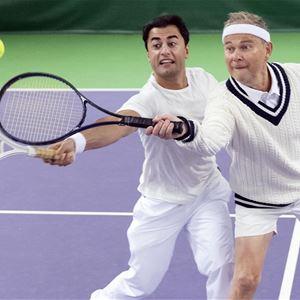 Tennistiden med Dalateatern i Malung