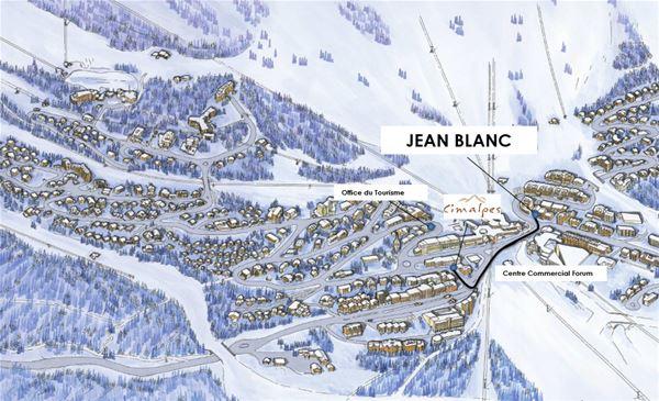 5 pièces 8 personnes / JEAN BLANC 180 (montage d'exception)