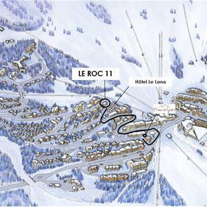 3 pièces 6 personnes / ROC 11 (Montagne de Charme)