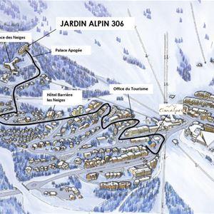 Studio 4 personnes / RESIDENCE DU JARDIN ALPIN 104
