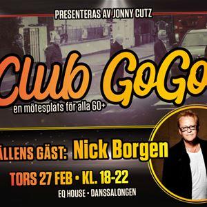 Club GoGo med Jonny Cutz och Nick Borgen