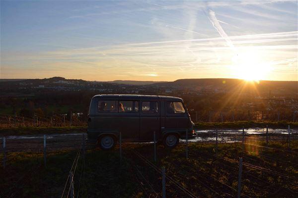 Sunset Champagne Tour