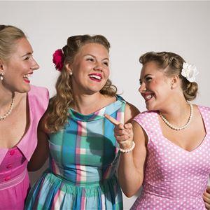 INSTÄLLT! The Hebbe Sisters med Jan Adefelt Swingtime Trio
